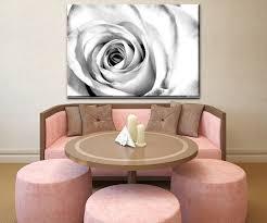 wandbild weiße blüte wand bilder dekoration wohnung modern wanddeko groß für wohnzimmer wb0233