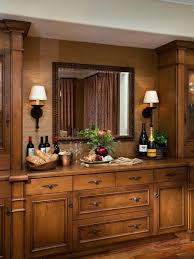 Dining Room Bar Buffet Custom Built In And Traditional 59 Sixty