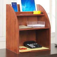 Space Saver Desk Organizer by Best 25 Desktop Shelf Ideas On Pinterest Desk Organization