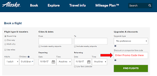 Alaska Airlines Promo Code & Mileage Plan Offers (2019)