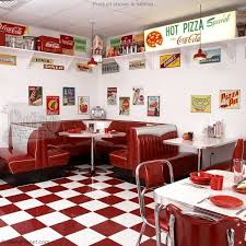 Corner Kitchen Booth Ideas by Best 25 Diner Booth Ideas On Pinterest Retro Diner American