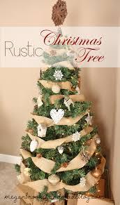 Rustic Christmas Tree 2012