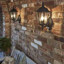 exterior wall lights house design