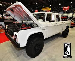 SEMA 2012 - Cool Rides #8 - ICON Dodge D200 | MyRideisMe.com