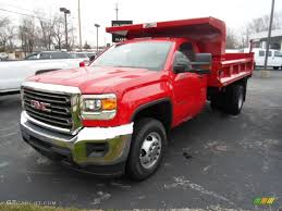 2015 Fire Red GMC Sierra 3500HD Work Truck Regular Cab 4x4 Dump ... Bigdaddy Dump Truck Lorry With Tipper Cstruction Work Vehicle Car Yellow For Stock Photo Picture Zone In Progress Gifts Grey Building Kennecotts Monster Dump Trucks One Piece At A Time Kslcom Ford Trucks New Jersey Sale Used On Buyllsearch Excavator Loading Sand Into A The Quarry Tri Axle Auto Info Services Loren Pratt Trucking Large Image Free Trial Bigstock Update Driver Seriously Injured In Crash With Truck Dalton Of Moorings Parking Boats