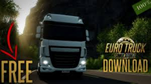 100 Euro Truck Simulator Free Download How To Download Truck 2 V 13126 S All DLC Free