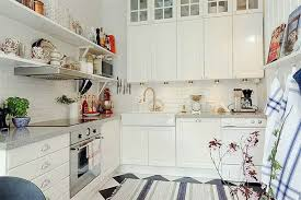 White Decorating Ideas Modern Kitchen Decor In Timeless Style