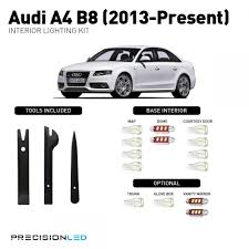 audi a4 b8 premium led lights interior package 2009 present