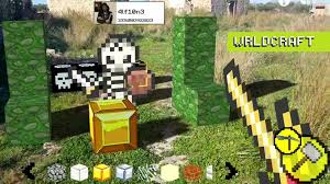 wrldcraft augumented reality minecraft klon gaming grounds de