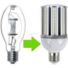 100w corn cob led bulb replaces 300w metal halide hps cfl