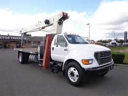 100 Motor Trucks Everett 2003 FORD F750 WA 5005264117 CommercialTruckTradercom
