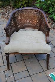 Recaning A Chair Back by Cane Chair Makeover The Chronicles Of Home