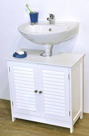 Pedestal Sink Organizer Ikea by Under Pedestal Sink Cabinet White Sink Ideas