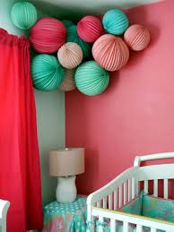 Baby Room Decorating Ideas With Paper Lanterns