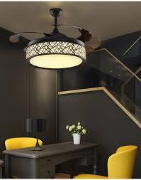 42inch Ceiling Fan Light Fans Simple Modern Bedroom Living Room Dining