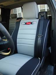 100 Ford Truck Replacement Seats Amazoncom 1994 2004 Ford Mustang Seat Covers Black And Red With A