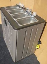 Mobile Self Contained Portable Electric Sink by Concession Sink Ebay