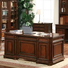 Sauder Edge Water Executive Desk by Clever Ideas Home Office Desk Furniture Gallery And Executive