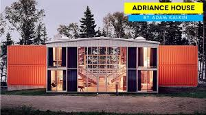 100 Adam Kalkin Architect Adriance House Beautiful Container Home By