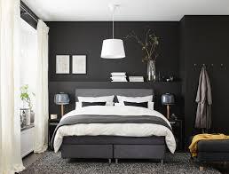 dunkles schlafzimmer stilvoll und modern ikea deutschland