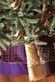 Seashell Christmas Tree Skirt by 58 Best Christmas Tree Skirt Ideas Images On Pinterest La La La