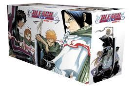 Bleach Box Set Vol 1 21 Tite Kubo 9781421526102 Amazon Books