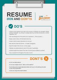Resume – Do's And Don'ts - AsBAA How To Write A Resume 2019 Beginners Guide Novorsum Ebook Descgar Job Forums Valerejobscom 1 Basic Resume Dos And Donts Pdf Formats And Free Templates Tutorialbrain Build A Life Not Albatrsdemos The Dos Donts Writing Rockin Infographic Top Writing Tips Get An Interview Call Anatomy Of How Code Uerstand Visually Why You Should Go To Realty Executives Mi Invoice Format Donts Services For Senior Cv Guides Student Affairs