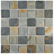 merola tile ardesia slate 11 5 8 in x 11 5 8 in x 6 mm porcelain