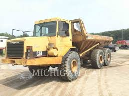 100 Articulated Truck 1995 Caterpillar D300D For Sale 16589 Hours