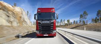 New Generation V8 − Refined Power For Demanding Operations | Scania ...