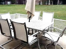 Patio Furniture Sling Replacement Houston Good Chair Slings And