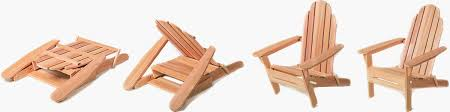 folding adirondack chairs and cedar chair furniture by all things