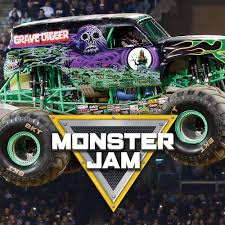 Win 4 Tickets To Monster Jam In Nashville, January 9-10! - Suburban ...
