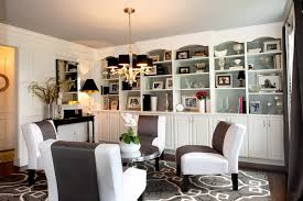 how to decorate bookshelves without books family room traditional