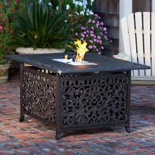 Lowes Canada Patio Furniture by Lowes Canada Outdoor Propane Fire Pit Table Rectangular Stainless