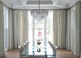 Dining Room Curtains Window Treatments Budget Blinds In Living Prepare Decorating Ideas