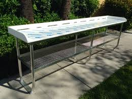 Fish Cleaning Table With Sink Bass Pro by 100 Dock Fish Cleaning Table With Sink Fisherman U0027s