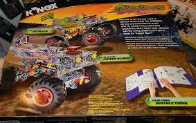 100 Juegos De Monster Truck Buy Knex Overdrive Wflipup Body Online At Low