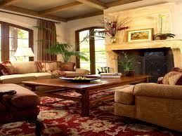 British Colonial Style Living Room Furniture