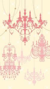 Pink Chandelier Pics HDQ 640x1136