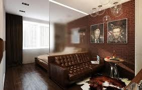wohnzimmer und schlafzimmer in einem raum 11
