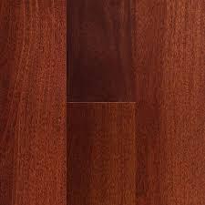 santos mahogany solid hardwood flooring santos mahogany smooth engineered hardwood 1 2in x