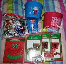 This Haul Was All 50 Off So They Where Because After Christmas I Got A Bag Of Gift Bows Always Get Squashed Year We Are