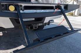 100 Truck Tailgate Steps 2018 Integrated Step Issues Ford F150 Forum Community With