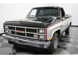 1984 GMC Sierra For Sale | ClassicCars.com | CC-1141069 1984 Gmc K35 K30 High Sierra 454tbi Many Extras Loaded One Ton Dana Gmc Pickup Truck Resigned With Trickedout Tailgate Carbon S15 Pickup 2wd Insurance Estimate Greatflorida Hondafreak41187 Classic 1500 Regular Cab Specs Chevrolet Van Wikipedia Vehicles Black Tank Truck Custom Deluxe 10 Item J7022 Sold Press Photo Trucks Historic Images For Sale Classiccarscom Cc1114083 Sinaloenseyk Photos 7000 Sa Truck