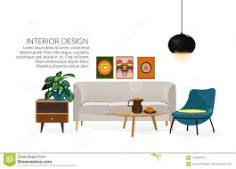 100 Drawing Room Furniture Images Vector Interior Design Hand Drawn Illustration Living