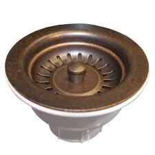 Install Sink Strainer Basket by Dr320 3 1 2 Inch Sink Basket Strainer Native Trails