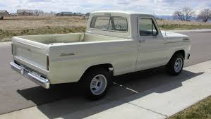 Street Feature: A Never-Raced 1969 Ford Ranger Race Truck