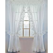 Dotted Swiss Priscilla Curtains by Sheer Curtain Panels Textured Sheer Curtain Panel Room Essentials