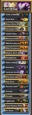 elise priest to legend from rank 8 114 75 60 win in